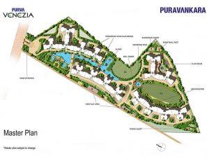Purva Venezia Master Plan