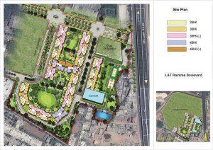 L&T Raintree Boulevard Master Plan