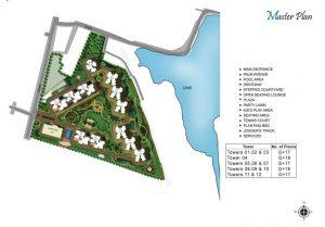 prestige lake ridge master plan