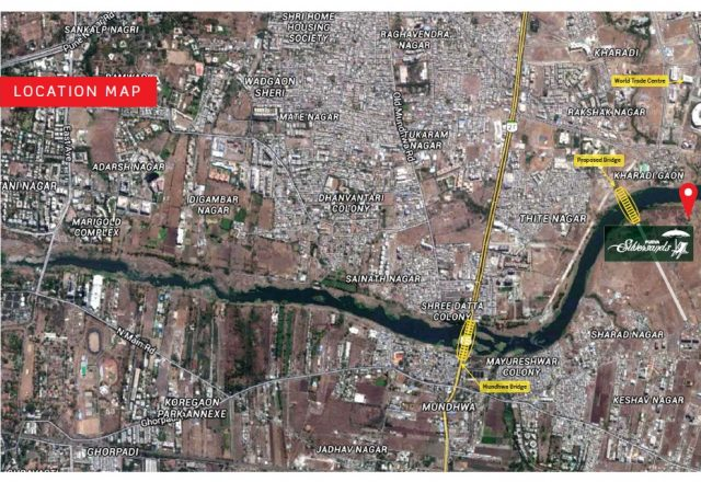 purva-silversands-location-map