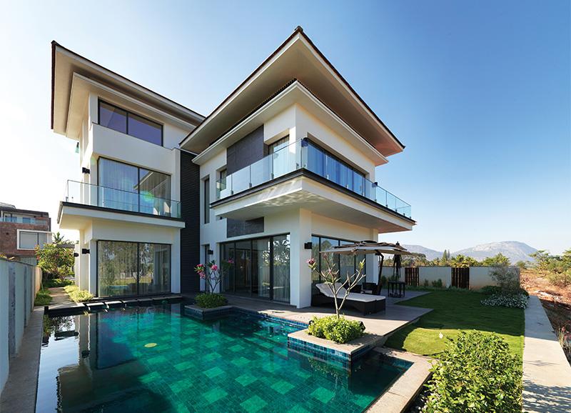 Prestige Golfshire Nandi Hills Villas North Bangalore