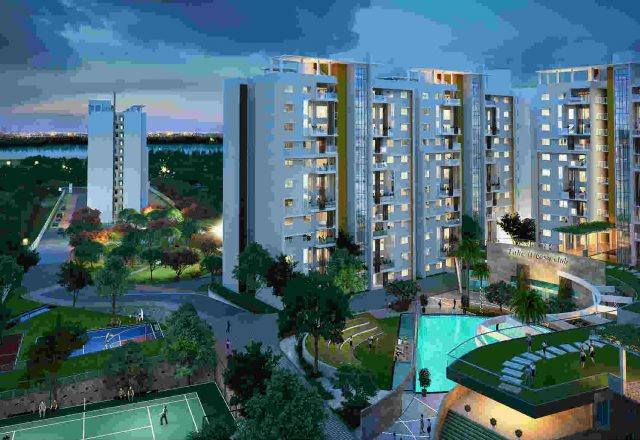 Shriram Blue Apartments