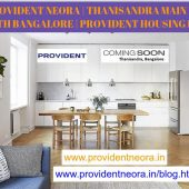 Provident Neora Thanisandra Main Road