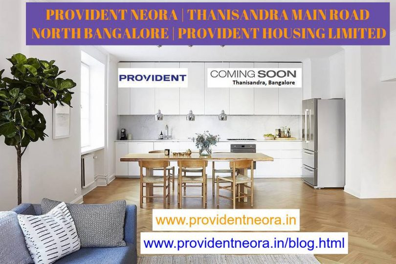 Provident Neora Thanisandra Main Road