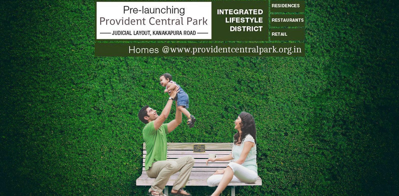 Provident-Central Park Bangalore