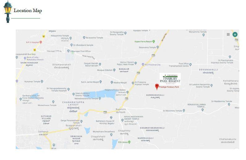 prestige-finsbury-park-location-map